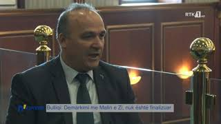 n`Kuvend BULLIQI: Demarkimi me Malin e Zi, nuk është finalizuar 23.01.2020
