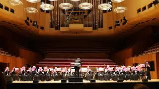 Performance By SP Symphonic Winds From Sekolah Seri Puteri