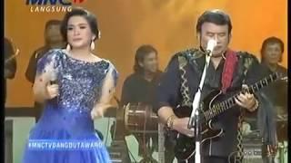 Rhoma Irama & Ikke Nurjanah   'Dasi Dan Gincu'  Riza Umami   Dangdut Awards