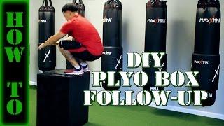 DIY Plyo Box Follow-up