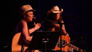 "Anita Cochran performs ""Fight Like a Girl"" in Nashville, 6/6/18"