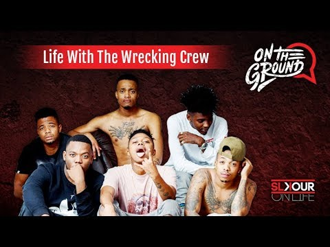 On The Ground: Life Inside The Wrecking Crew With A-Reece x Flame