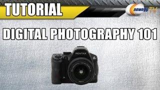 Newegg TV Tutorial: Digital Photography 101
