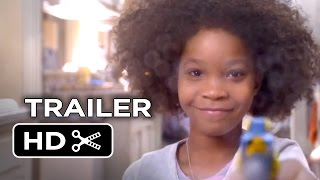 Annie Official Final Trailer (2014) - Jamie Foxx, Quvenzhané Wallis Movie HD
