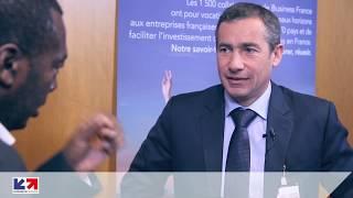Web-TV Business France atelier Afrique de l'ouest et centrale