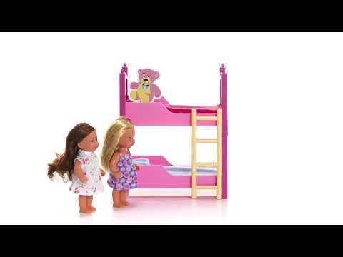 2 Евы и двухэтажная кровать