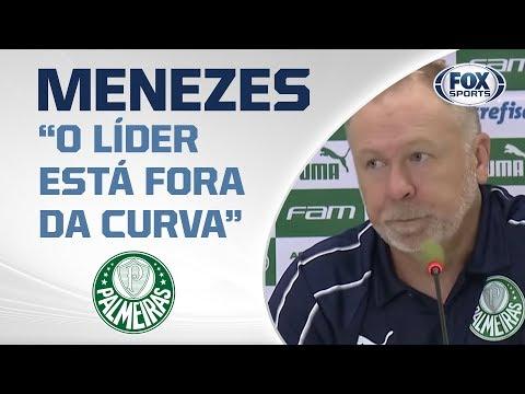 VITÓRIA DO PALMEIRAS! Veja entrevista com Mano Menezes após a Vitória sobre Botafogo