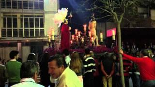 preview picture of video 'El Dolor del Nazareno Sayones de Pozoblanco - Martes Santo 2015'
