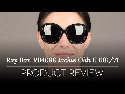 Ray Ban Jackie Ohh II RB4098 710 71 (shiny havana green) günstig 67a21027d91