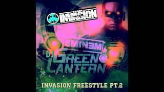 Eminem Invasion Freestyle Pt.2