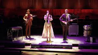"""Kacey Musgraves & Ruston Kelly   """"To June This Morning""""   Live At Red Rocks 2019"""