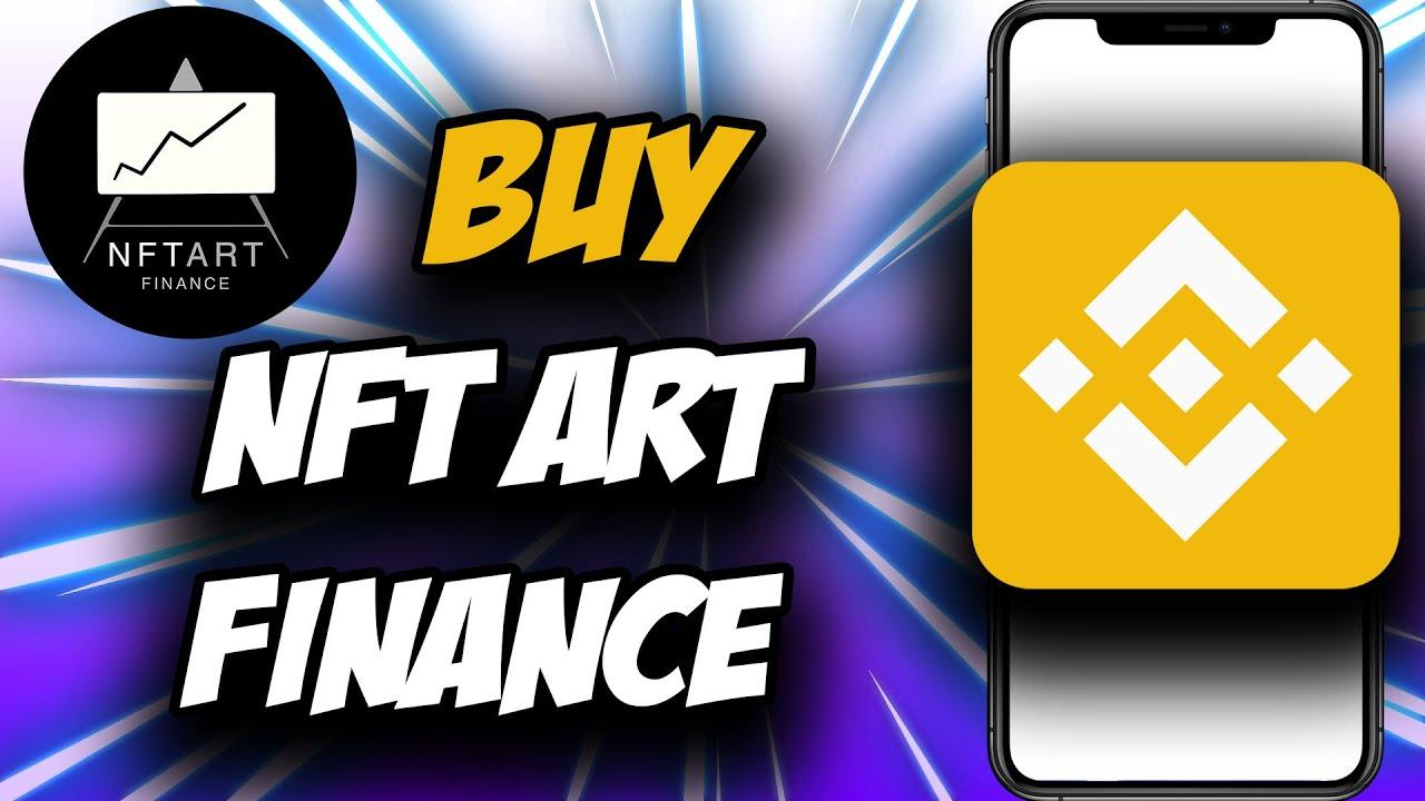 NFT Art Financing Coin ✅ How to Purchase Nft Art on Trust Wallet, Pancakeswap & Binance thumbnail