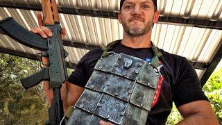 Blacksmith made Dragon Skin Armor is INVINCIBLE!!!