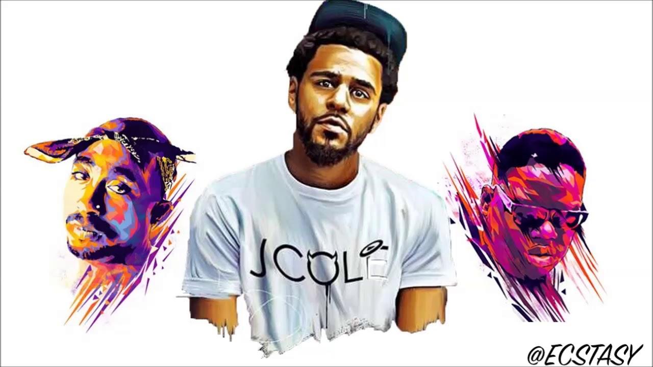 J Cole – No Role Modelz (Remix ft. 2Pac & Notorious B.I.G) 2017
