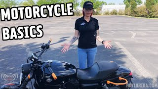 How to Ride a Motorcycle: Controls | What You Need to Know Before Starting Class