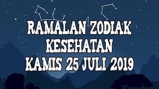Ramalan Zodiak Kesehatan Besok Kamis 25 Juli 2019