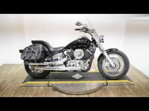 2001 Yamaha V Star 1100 Custom in Wauconda, Illinois - Video 1