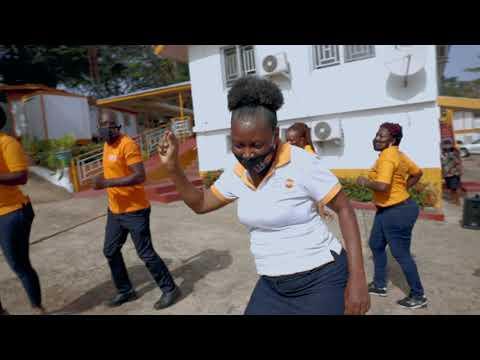 UNFPA Sierra Leone | Jerusalema Dance Challenge