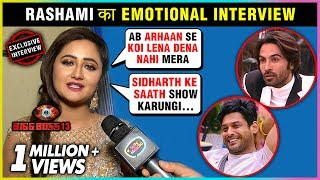 Bigg Boss 13 FINALE | Rashami Desai had a long as well as struggling journey inside Bigg Boss 13 house, from her fight with Sidharth to her personal life becoming viral. Watch the video.  Reporter: Ashish Tiwari Producer: Pravin Acharya Editor: Ajay Mishra Cameraman: Deepak Prajapati & Vinay Pandey   #RashamiDesai #BiggBoss13 #TellyMasala  Subscribe Now http://bit.ly/SubscribeToTellyMasala  Follow Us On Instagram https://www.instagram.com/tellymasala  Like Us on Facebook https://www.facebook.com/TellyMasala  Follow Us on Twitter https://twitter.com/TellyMasala  Follow Us for more updates on Dailymotion http://www.dailymotion.com/user/TellyMasala/1   Follow Us on Google+ https://plus.google.com/u/0/113985400750240490690/posts