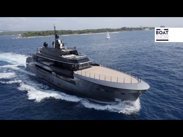 Luxury Superyacht - CRN 55m M/Y Atlante - Boat Show TV Review