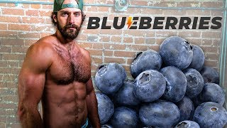 Blue berries: Antioxidants and Other Blueberry Benefits with Christopher Walker
