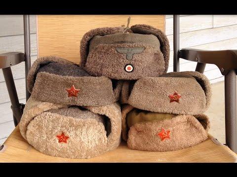 Soviet WW2 Ushankas !