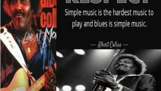 Albert Collins Tribute - Dimitris Lesini Greece