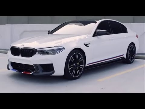 2019 BMW M5. Perfect Luxury Sedan.
