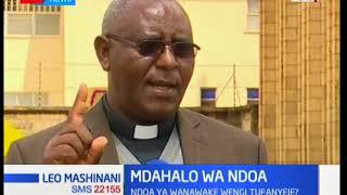 Mdahalo wa ndoa: Swala la mume kuoa zaidi ya mke mmoja