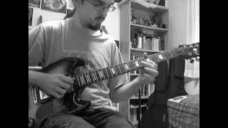 Miguel Carvajal - Lullaby For Ghosts (Musk Ox Cover)