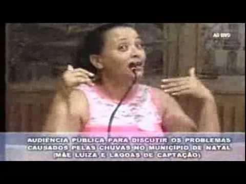 Adriana Matias a mulher que deu uma lição de moral em vereadores e secretários na CMN