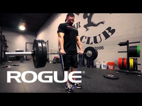 Movement Demo - Deadlifting With Bands