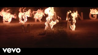 Dierks Bentley   Burning Man (Lyric Video) Ft. Brothers Osborne