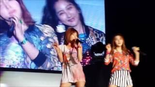 (fancam) 140208 4Minute - Change + Huh @ HK