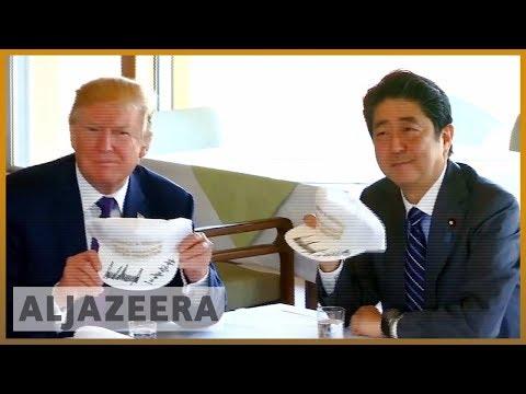 🇯🇵 🇺🇸 North Korea high on agenda of US-Japan talks   Al Jazeera English
