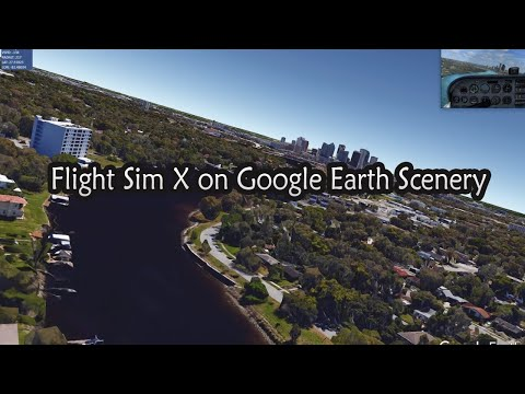 Google earth data support :: X-Plane 11 General Discussions