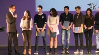 Bertini Preis 2015  -  Sport für Flüchtlinge - Gymnasium Bondenwald -
