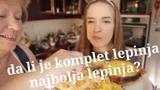 Užička KOMPLET LEPINJA gruzijski KHACHAPURI ili turske PIDE? - Kuvanje sa 3 recepta