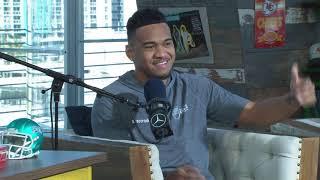 Tua Tagovailoa Talks Hip Injury, NFL Draft, Saban & More with Dan Patrick | Full Interview | 1/30/20