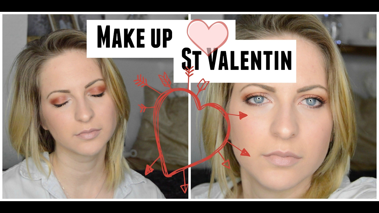 Make Up St Valentin ♡