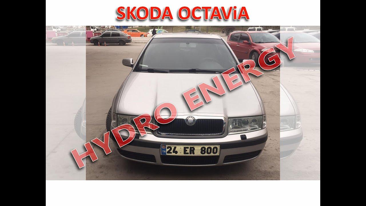 Skoda octavia hidrojen yakıt tasarruf cihaz montajı