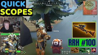 Some quick scopes - Realm Royale Highlights #100 (Best Moments)