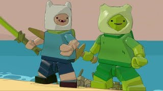 LEGO Dimensions - Fern the Human Unlocked + Gameplay