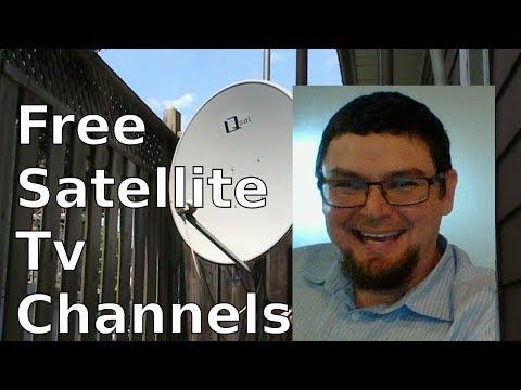 Free satellite tv channels with Ku Band Dish 2017