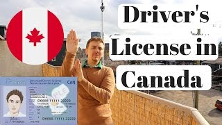 How To Get a Driver's License in Canada   G1, G2, Full G, Class 7, Glass 5 GDL