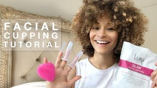 Facial Cupping Tutorial | Scout The City