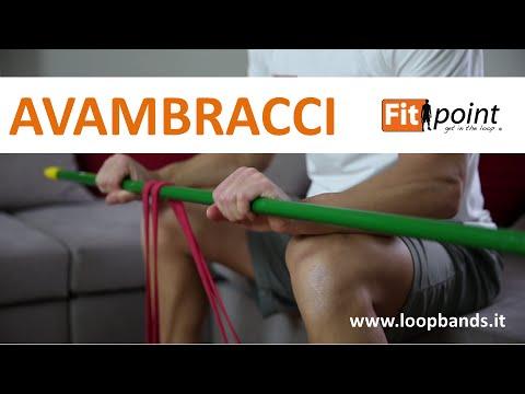 LBT 1 - Potenziare polsi e avambracci con le Loop Bands®