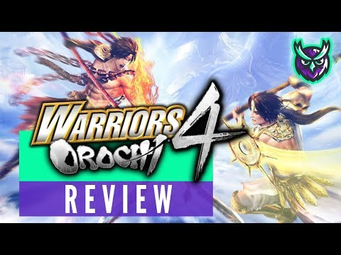 Warriors Orochi 4 Nintendo Switch Review video thumbnail