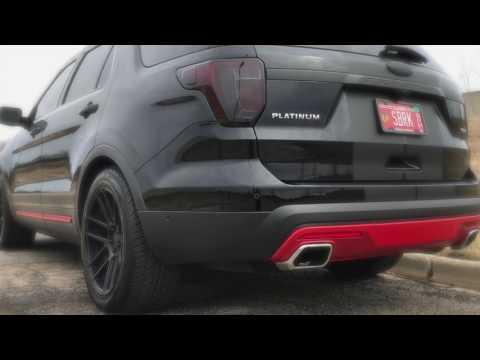 My 2016 Ford Exporer Platinum