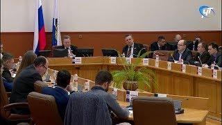 Депутаты Думы Великого Новгорода сегодня собрались на очередное заседание